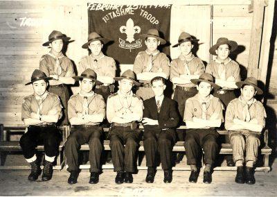 1945-tashme-scout-leaders